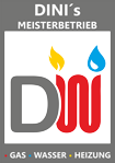 Dini's Bad und Heizung | Gladbeck Logo